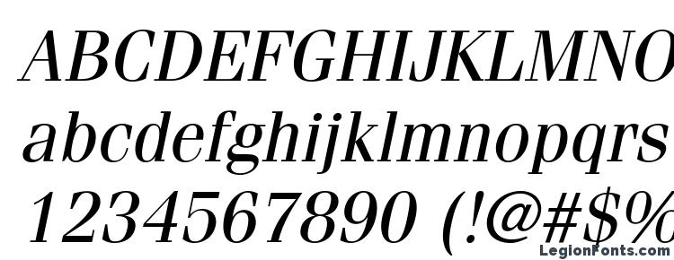 глифы шрифта ITC Fenice LT Oblique, символы шрифта ITC Fenice LT Oblique, символьная карта шрифта ITC Fenice LT Oblique, предварительный просмотр шрифта ITC Fenice LT Oblique, алфавит шрифта ITC Fenice LT Oblique, шрифт ITC Fenice LT Oblique
