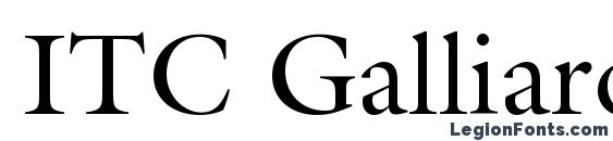 ITC Galliard LT Roman font, free ITC Galliard LT Roman font, preview ITC Galliard LT Roman font