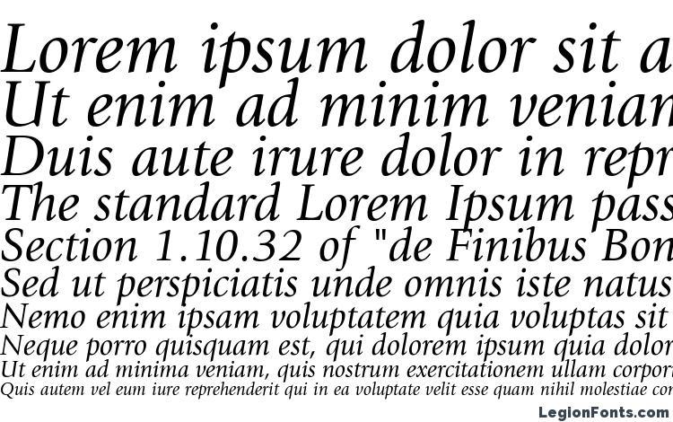 specimens ITC Giovanni LT Book Italic font, sample ITC Giovanni LT Book Italic font, an example of writing ITC Giovanni LT Book Italic font, review ITC Giovanni LT Book Italic font, preview ITC Giovanni LT Book Italic font, ITC Giovanni LT Book Italic font