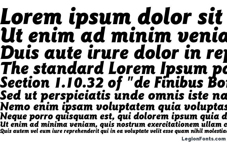 specimens ITC Goudy Sans LT Black Italic font, sample ITC Goudy Sans LT Black Italic font, an example of writing ITC Goudy Sans LT Black Italic font, review ITC Goudy Sans LT Black Italic font, preview ITC Goudy Sans LT Black Italic font, ITC Goudy Sans LT Black Italic font