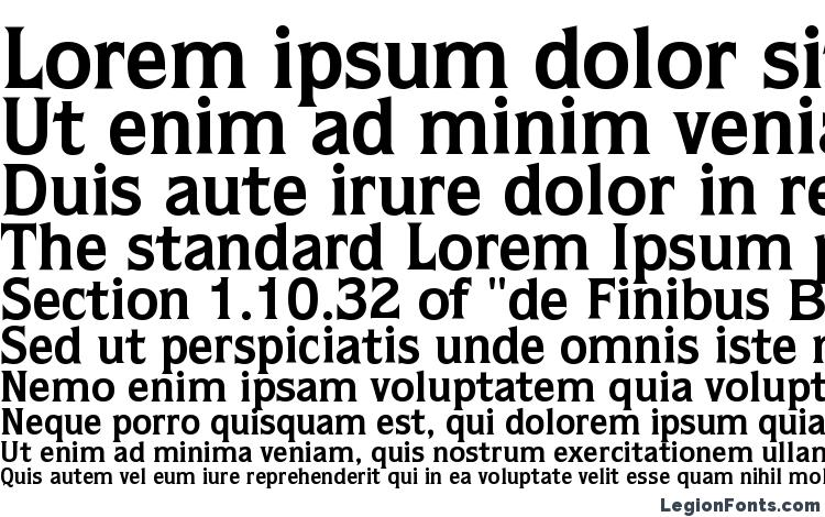 specimens ITC Quorum LT Bold font, sample ITC Quorum LT Bold font, an example of writing ITC Quorum LT Bold font, review ITC Quorum LT Bold font, preview ITC Quorum LT Bold font, ITC Quorum LT Bold font