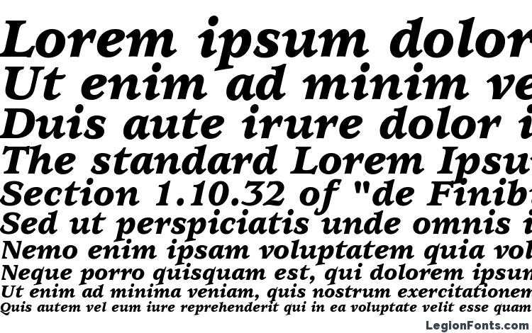 specimens ITC Usherwood LT Black Italic font, sample ITC Usherwood LT Black Italic font, an example of writing ITC Usherwood LT Black Italic font, review ITC Usherwood LT Black Italic font, preview ITC Usherwood LT Black Italic font, ITC Usherwood LT Black Italic font
