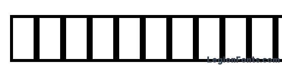 ITC Zapf Dingbats Font