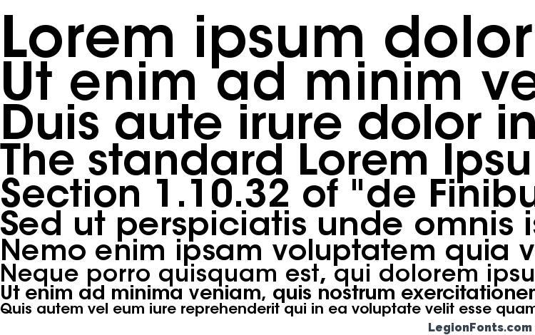 itcavantgardestd demi font