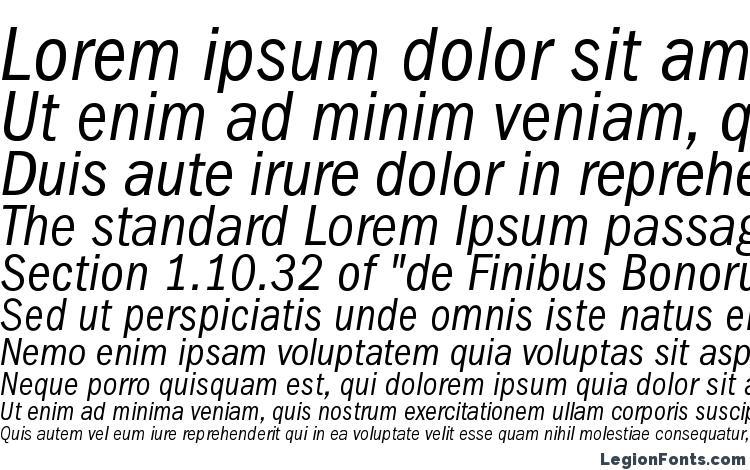 specimens ITCFranklinGothicStd BkCdIt font, sample ITCFranklinGothicStd BkCdIt font, an example of writing ITCFranklinGothicStd BkCdIt font, review ITCFranklinGothicStd BkCdIt font, preview ITCFranklinGothicStd BkCdIt font, ITCFranklinGothicStd BkCdIt font