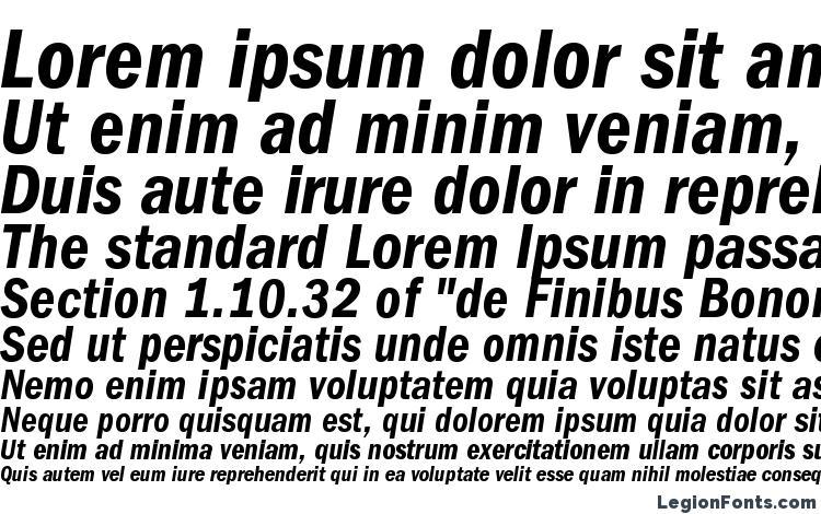 specimens ITCFranklinGothicStd DmCdIt font, sample ITCFranklinGothicStd DmCdIt font, an example of writing ITCFranklinGothicStd DmCdIt font, review ITCFranklinGothicStd DmCdIt font, preview ITCFranklinGothicStd DmCdIt font, ITCFranklinGothicStd DmCdIt font