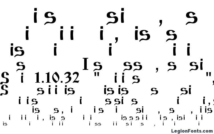 образцы шрифта Izhitsaos, образец шрифта Izhitsaos, пример написания шрифта Izhitsaos, просмотр шрифта Izhitsaos, предосмотр шрифта Izhitsaos, шрифт Izhitsaos