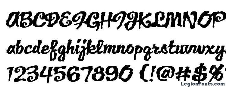 glyphs JackLantern BB font, сharacters JackLantern BB font, symbols JackLantern BB font, character map JackLantern BB font, preview JackLantern BB font, abc JackLantern BB font, JackLantern BB font