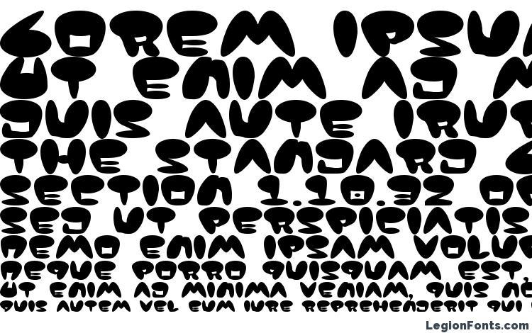 specimens Jackson font, sample Jackson font, an example of writing Jackson font, review Jackson font, preview Jackson font, Jackson font