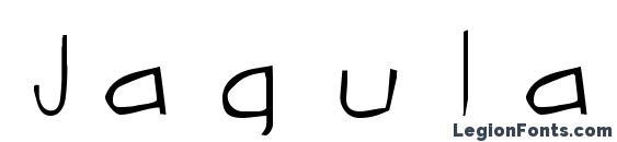Jagular font, free Jagular font, preview Jagular font