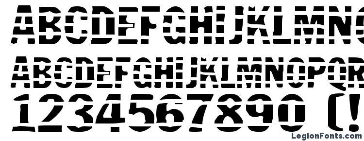 glyphs Jailbird font, сharacters Jailbird font, symbols Jailbird font, character map Jailbird font, preview Jailbird font, abc Jailbird font, Jailbird font