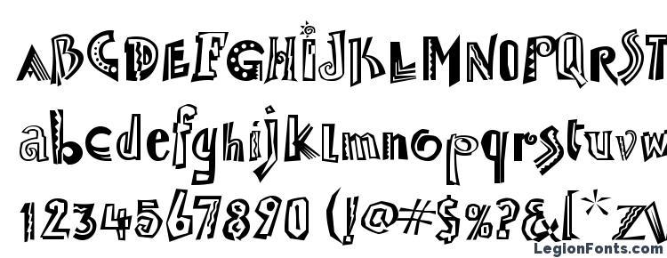глифы шрифта Jambalaya ITC TT, символы шрифта Jambalaya ITC TT, символьная карта шрифта Jambalaya ITC TT, предварительный просмотр шрифта Jambalaya ITC TT, алфавит шрифта Jambalaya ITC TT, шрифт Jambalaya ITC TT