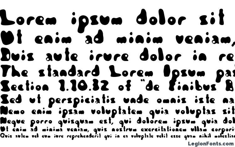 specimens Jambotango font, sample Jambotango font, an example of writing Jambotango font, review Jambotango font, preview Jambotango font, Jambotango font