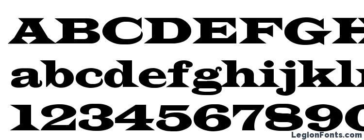 глифы шрифта JamesWideCnd No, символы шрифта JamesWideCnd No, символьная карта шрифта JamesWideCnd No, предварительный просмотр шрифта JamesWideCnd No, алфавит шрифта JamesWideCnd No, шрифт JamesWideCnd No