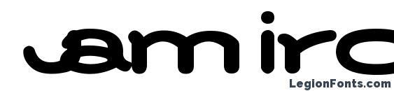 Jamiroquai font, free Jamiroquai font, preview Jamiroquai font