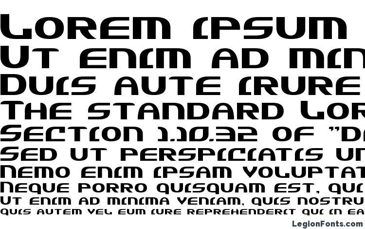 specimens Jannisaries Expanded font, sample Jannisaries Expanded font, an example of writing Jannisaries Expanded font, review Jannisaries Expanded font, preview Jannisaries Expanded font, Jannisaries Expanded font