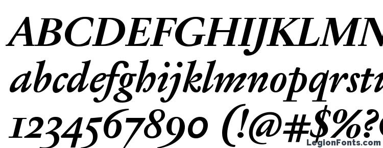glyphs Jannon T Moderne OT Bold Italic font, сharacters Jannon T Moderne OT Bold Italic font, symbols Jannon T Moderne OT Bold Italic font, character map Jannon T Moderne OT Bold Italic font, preview Jannon T Moderne OT Bold Italic font, abc Jannon T Moderne OT Bold Italic font, Jannon T Moderne OT Bold Italic font