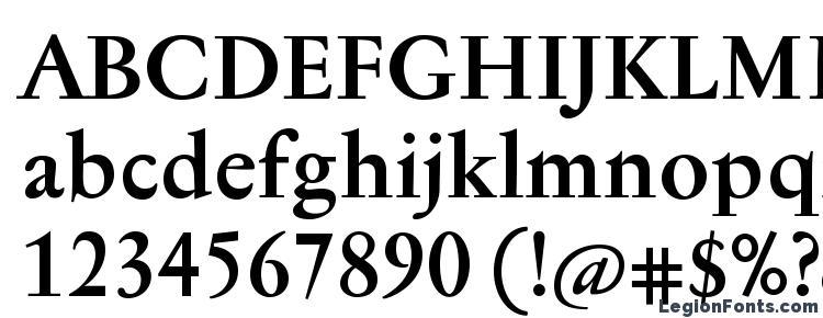 glyphs JannonTextMed Bold font, сharacters JannonTextMed Bold font, symbols JannonTextMed Bold font, character map JannonTextMed Bold font, preview JannonTextMed Bold font, abc JannonTextMed Bold font, JannonTextMed Bold font