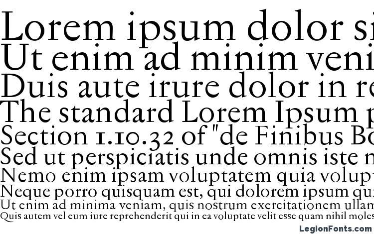 specimens JannonTextOSF font, sample JannonTextOSF font, an example of writing JannonTextOSF font, review JannonTextOSF font, preview JannonTextOSF font, JannonTextOSF font