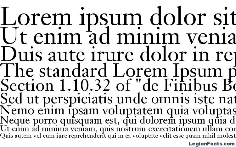 specimens Janson SSi font, sample Janson SSi font, an example of writing Janson SSi font, review Janson SSi font, preview Janson SSi font, Janson SSi font