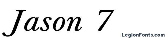 [Image: jason-7-font.jpg]