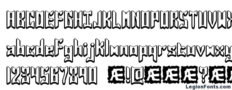 глифы шрифта Jasper (BRK), символы шрифта Jasper (BRK), символьная карта шрифта Jasper (BRK), предварительный просмотр шрифта Jasper (BRK), алфавит шрифта Jasper (BRK), шрифт Jasper (BRK)
