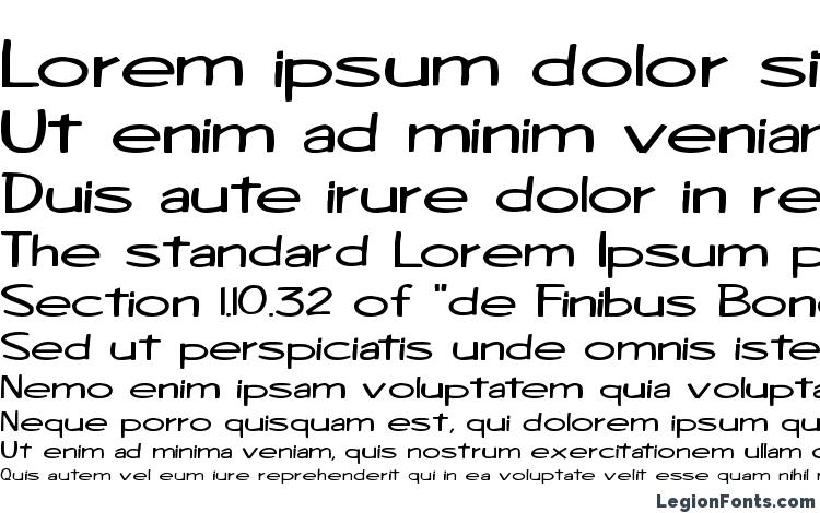 specimens Jeff Chris Bold font, sample Jeff Chris Bold font, an example of writing Jeff Chris Bold font, review Jeff Chris Bold font, preview Jeff Chris Bold font, Jeff Chris Bold font