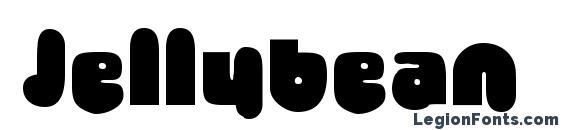 Jellybean Font