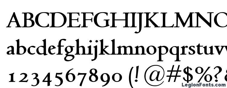 глифы шрифта Jenson Classico Bold, символы шрифта Jenson Classico Bold, символьная карта шрифта Jenson Classico Bold, предварительный просмотр шрифта Jenson Classico Bold, алфавит шрифта Jenson Classico Bold, шрифт Jenson Classico Bold