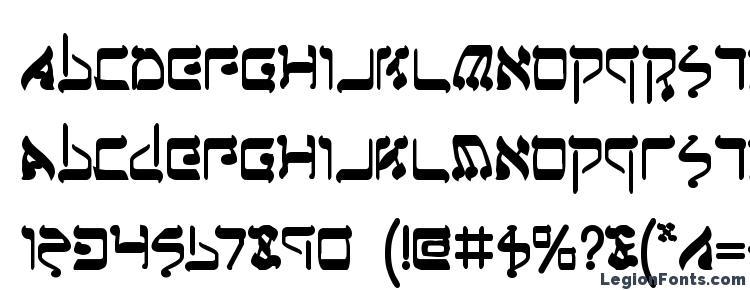 глифы шрифта Jerusalem Bold, символы шрифта Jerusalem Bold, символьная карта шрифта Jerusalem Bold, предварительный просмотр шрифта Jerusalem Bold, алфавит шрифта Jerusalem Bold, шрифт Jerusalem Bold