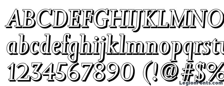глифы шрифта JessicaShadow Italic, символы шрифта JessicaShadow Italic, символьная карта шрифта JessicaShadow Italic, предварительный просмотр шрифта JessicaShadow Italic, алфавит шрифта JessicaShadow Italic, шрифт JessicaShadow Italic
