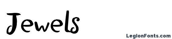 Jewels Font