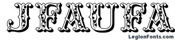 Jfaufair Font