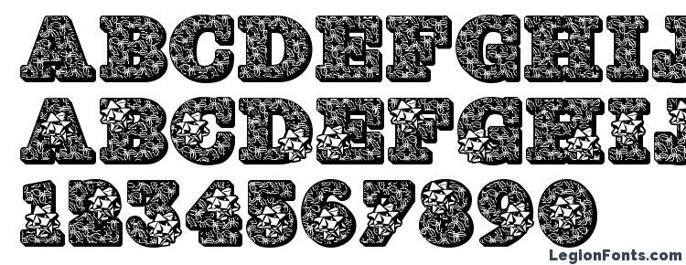 глифы шрифта Jfhollybows, символы шрифта Jfhollybows, символьная карта шрифта Jfhollybows, предварительный просмотр шрифта Jfhollybows, алфавит шрифта Jfhollybows, шрифт Jfhollybows