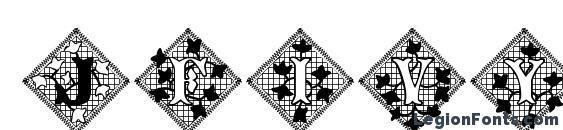Jfivylacealt Font