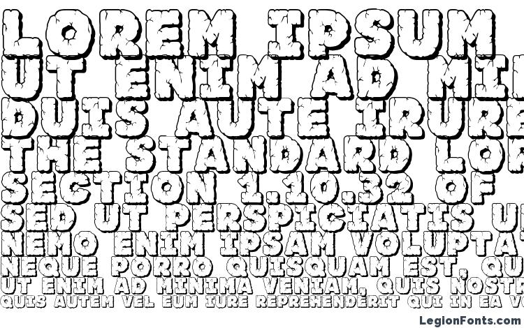 specimens Jfrocout font, sample Jfrocout font, an example of writing Jfrocout font, review Jfrocout font, preview Jfrocout font, Jfrocout font