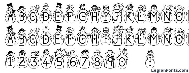 glyphs JFSnowbiz font, сharacters JFSnowbiz font, symbols JFSnowbiz font, character map JFSnowbiz font, preview JFSnowbiz font, abc JFSnowbiz font, JFSnowbiz font