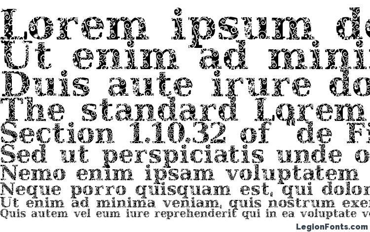 specimens JI Hidden Vines font, sample JI Hidden Vines font, an example of writing JI Hidden Vines font, review JI Hidden Vines font, preview JI Hidden Vines font, JI Hidden Vines font