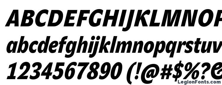 глифы шрифта JohnSansCond Black Pro Italic, символы шрифта JohnSansCond Black Pro Italic, символьная карта шрифта JohnSansCond Black Pro Italic, предварительный просмотр шрифта JohnSansCond Black Pro Italic, алфавит шрифта JohnSansCond Black Pro Italic, шрифт JohnSansCond Black Pro Italic