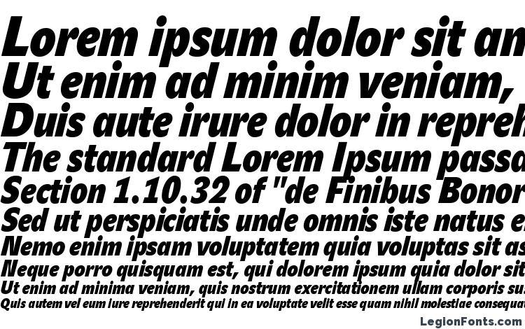 specimens JohnSansCond Heavy Pro Bold Italic font, sample JohnSansCond Heavy Pro Bold Italic font, an example of writing JohnSansCond Heavy Pro Bold Italic font, review JohnSansCond Heavy Pro Bold Italic font, preview JohnSansCond Heavy Pro Bold Italic font, JohnSansCond Heavy Pro Bold Italic font