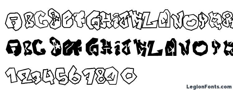 glyphs JOKER SIZE font, сharacters JOKER SIZE font, symbols JOKER SIZE font, character map JOKER SIZE font, preview JOKER SIZE font, abc JOKER SIZE font, JOKER SIZE font