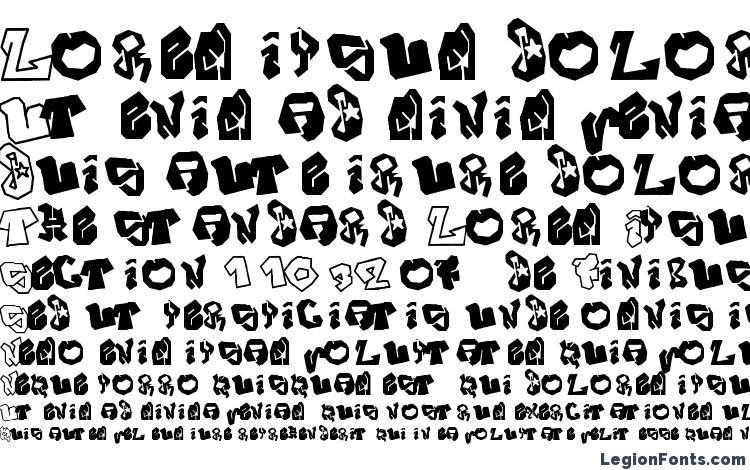 specimens JOKER SIZE font, sample JOKER SIZE font, an example of writing JOKER SIZE font, review JOKER SIZE font, preview JOKER SIZE font, JOKER SIZE font