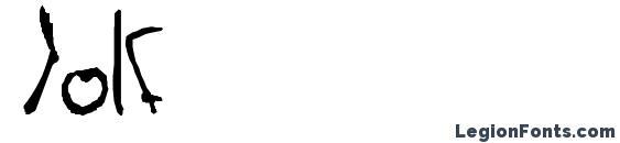 шрифт Jolf, бесплатный шрифт Jolf, предварительный просмотр шрифта Jolf