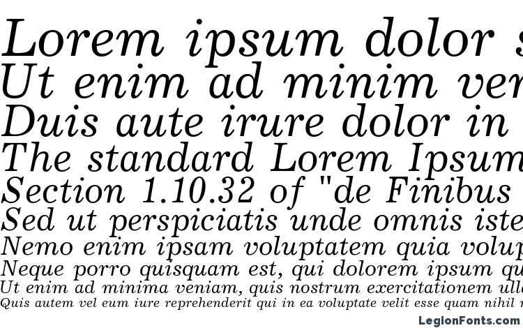 specimens JournalCTT Italic font, sample JournalCTT Italic font, an example of writing JournalCTT Italic font, review JournalCTT Italic font, preview JournalCTT Italic font, JournalCTT Italic font