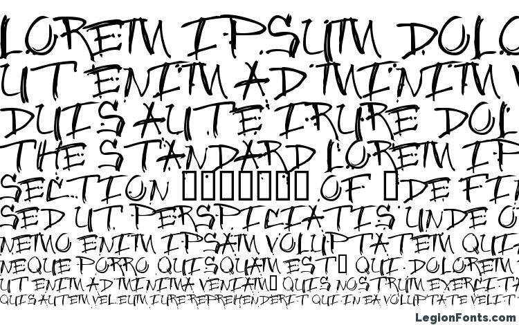 specimens Jungle Bold font, sample Jungle Bold font, an example of writing Jungle Bold font, review Jungle Bold font, preview Jungle Bold font, Jungle Bold font