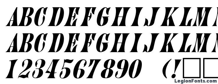 глифы шрифта Juniper ItalicA, символы шрифта Juniper ItalicA, символьная карта шрифта Juniper ItalicA, предварительный просмотр шрифта Juniper ItalicA, алфавит шрифта Juniper ItalicA, шрифт Juniper ItalicA