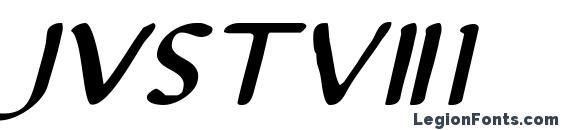 Justv2i Font