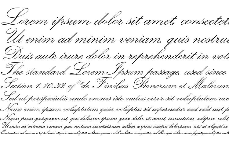 specimens Kunstler Script font, sample Kunstler Script font, an example of writing Kunstler Script font, review Kunstler Script font, preview Kunstler Script font, Kunstler Script font