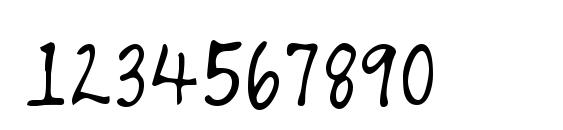 LEHN153 Font, Number Fonts