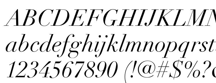 Didot скачать шрифт